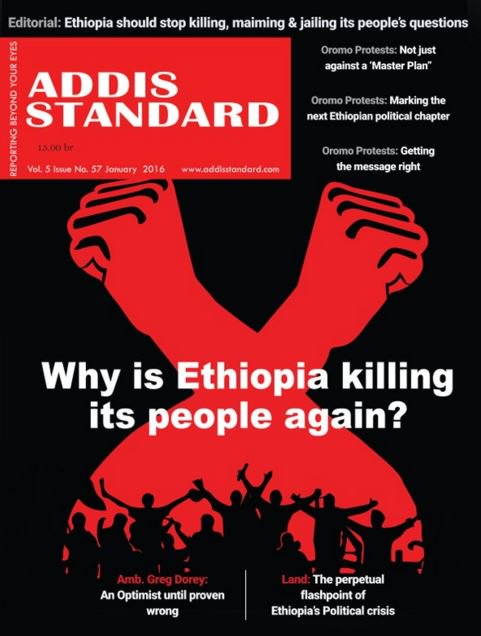 Oromo Protests: 2016Highlights